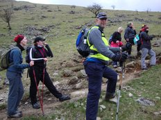 Three Peaks Challenge Training